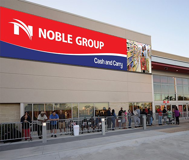 Noble Group SA